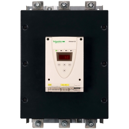 Schneider Electric ALTISTART 590А, 230/110В, ATS22C59S6U