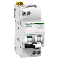 Дифавтомат Schneider Electric Acti9 2P 25А (C) 6кА 30мА (AC)